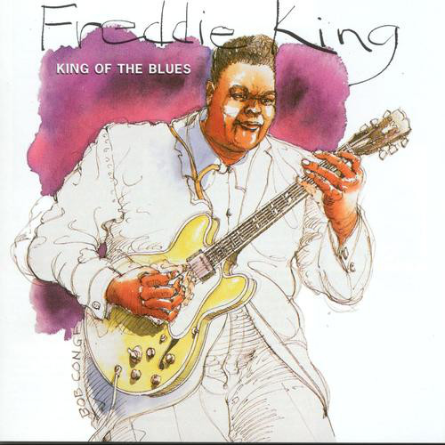 [중고] Freddie King / King Of The Blues (수입/2CD)