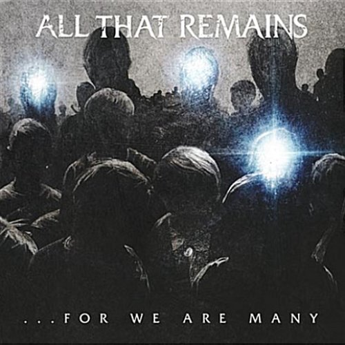 [중고] All That Remains / For We Are Many