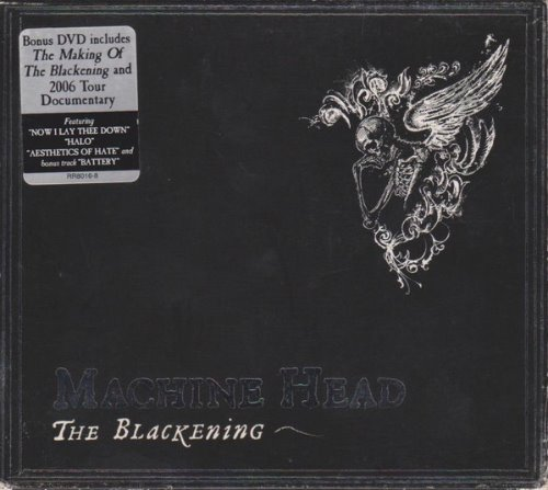 Machine Head / The Blackening (수입/Limited Edition/CD+DVD/미개봉)