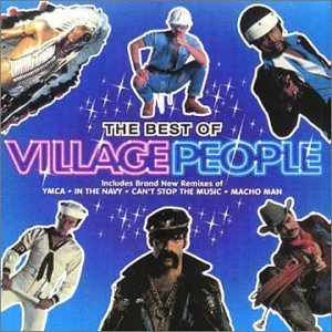[중고] Village People / The Best Of Village People (자켓확인)