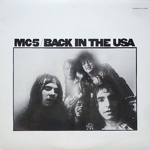 [중고] MC5 / Back In The USA (수입)