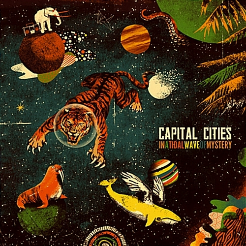 [중고] Capital Cities / In A Tidal Wave Of Mystery