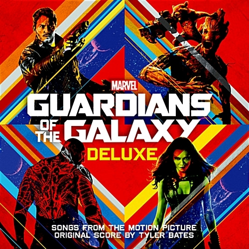 [중고] O.S.T. / Guardians Of The Galaxy - 가디언즈 오브 갤럭시 (Deluxe Edition/2CD)