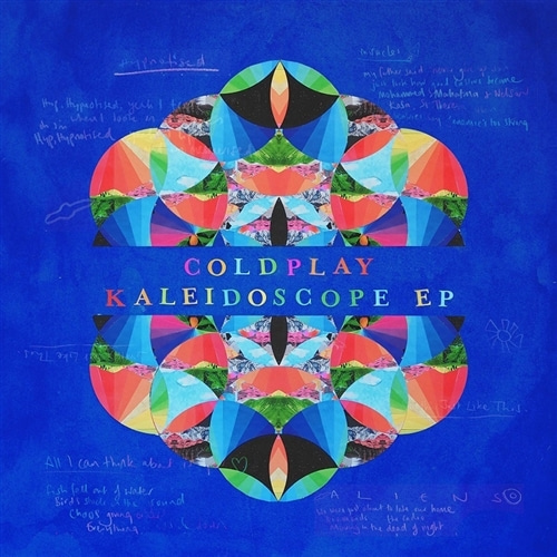 [중고] Coldplay / Kaleidoscope (수입/EP/Digipack)