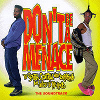 [중고] O.S.T. / Don't Be A Menace (수입)