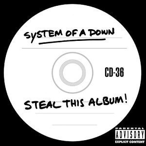 [중고] System Of A Down / Steal This Album!