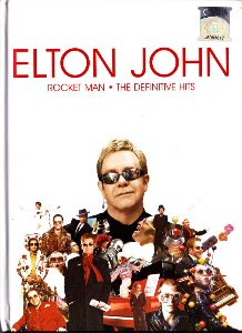 [중고] Elton John / Rocket Man: The Definitive Hits (수입/CD+DVD/Digipack)