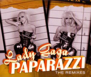 [중고] Lady Gaga / Paparazzi - The Remix (수입/Single)
