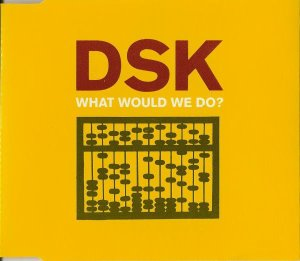 [중고] DSK / What Would We Do? (수입/Single)