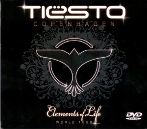 [중고] [DVD] Tiësto / Copenhagen Elements Of Life World Tour (수입/2DVD)