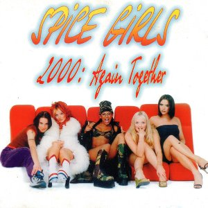 [중고] Spice Girls / 2000: Again Together (수입/Bootleg)