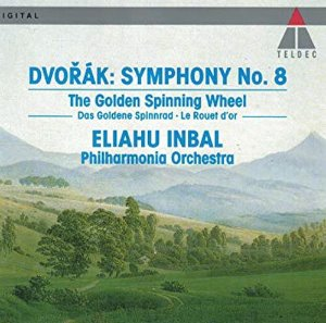 [중고] Eliahu Inbal / Dvorak : Symphony No.8, The Golden Spinning Wheel (수입/9031723052)