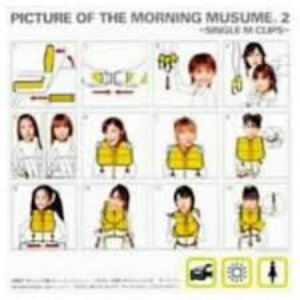[중고] [DVD] Morning Musume (모닝구 무스메) / Picture Of The Morning Musume 2 ~Single M Clips~ (일본수입/epbe5049)