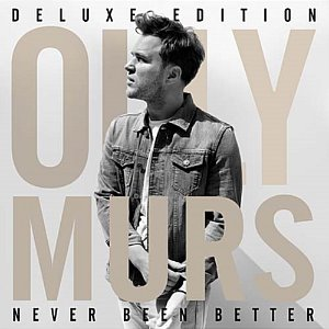 [중고] Olly Murs / Never Been Better (Deluxe Edition)