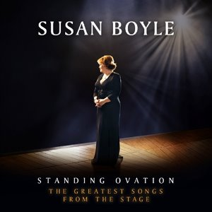 [중고] Susan Boyle / Standing Ovation: The Greatest Songs From The Stage