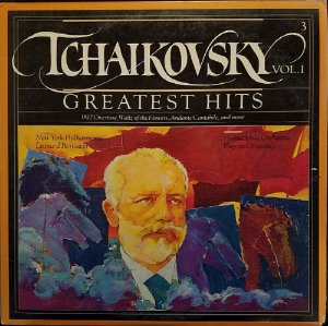 [중고] V.A. / Tchaikovsky's Greatest Hits, Vol.1 (수입/mlk39433)