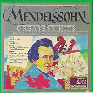 [중고] V.A. / Mendelssohn's Greatest Hits (수입/mlk39452)