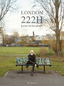 [중고] [도서] 강성훈 / LONDON 222H KANG SUNG HOON - The 1st PHOTOBOOK (B ver)