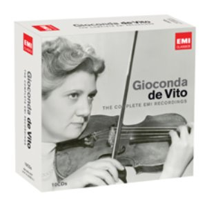 [중고] Gioconda De Vito / The Complete Emi Recordings (10CD/Box Set/ekc10d1027)