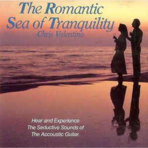 [중고] Chris Valentino / The Romantic Sea Of Tranquility (수입)