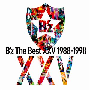 [중고] B'z (비즈)/B'z The Best XXV 1988-1998 (2CD/cnlr131516)