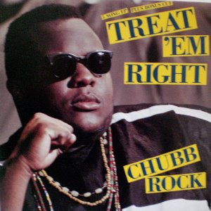 [중고] Chubb Rock / Treat 'Em Right (수입)