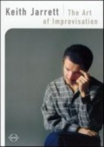 [중고] [DVD] Keith Jarrett / The Art Of Improvisation (수입)