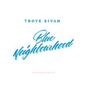 [중고] Troye Sivan / Blue Neighbourhood (Korea Special Edition/CD+DVD)