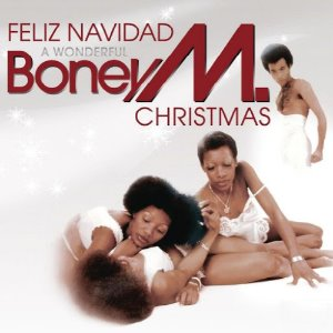 [중고] Boney M / Feliz Navidad - A Wonderful Boney M. Christmas (2CD/홍보용)