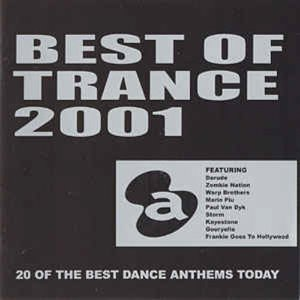 [중고] V.A. / Best Of Trance 2001 (2CD/수입)
