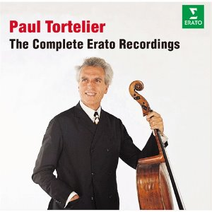 [중고] Paul Tortelier / The Complete Erato Recordings (4CD/Box Set/wkc4d0052)