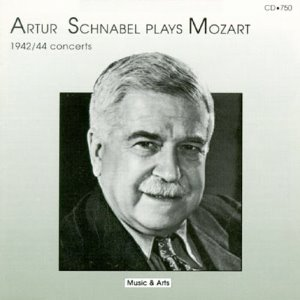 [중고] Artur Schnavel / Artur Schnavel Plays Mozart (수입/cd750)