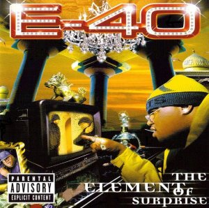 [중고] E-40 / The Element Of Surprise (수입/2CD/홍보용)