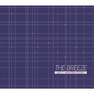 [중고] The Breeze(브리즈) / Winterstory (Digipack/홍보용)