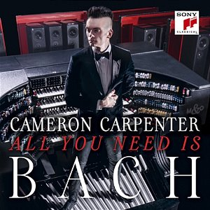 [중고] Cameron Carpenter / All You Need Is Bach (홍보용/s80258c)