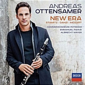 [중고] Andreas Ottensamer / New Era (홍보용/dd41145)