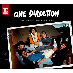 [중고] One Direction / Take Me Home (Special Deluxe Edition/CD+DVD)