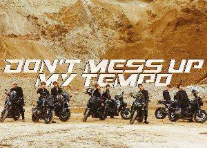 [중고] 엑소 (Exo) / 5집 Don't Mess Up My Tempo (Moderato Ver.)