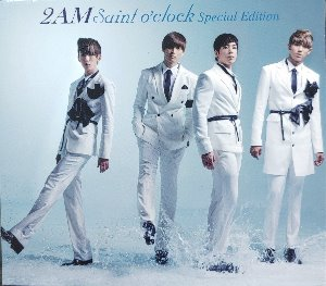 [중고] 투에이엠 (2AM) / 1집 Saint o'clock (Special Edition/CD+DVD/2767222)