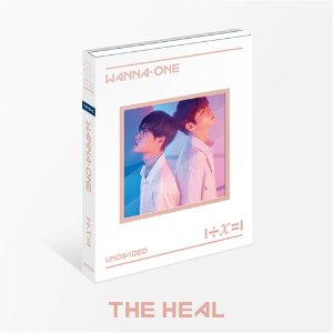[중고] 워너원 (WANNA ONE) / 1÷χ=1 (UNDIVIDED) [The Heal Ver.]