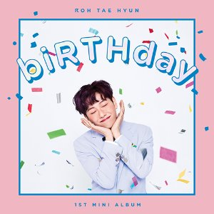 [중고] 노태현 / biRTHday (1st Mini Album)