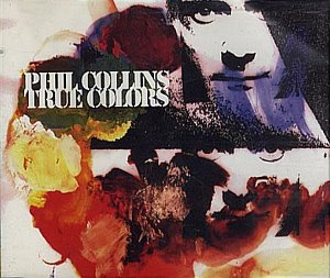 [중고] Phil Collins / True Colors (Single)