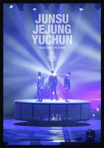 [중고] [DVD] 제이와이제이 (JYJ) / Thanksgiving Live In Dome (일본수입/2DVD/rzbd466423)