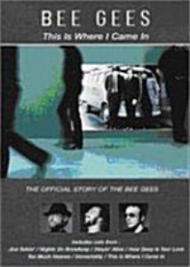 [중고] [DVD] Bee Gees / This Is Where I Came In