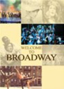 [중고] [DVD] V.A. / Welcome To Broadway