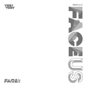베리베리(VERIVERY) / FACE US (DIY Ver/미개봉)