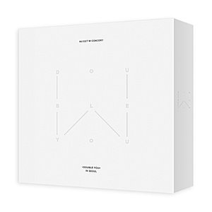 [중고] 뉴이스트 W (Nu'est W) / Nu'est W Concert: Double You In Seoul (2DVD)
