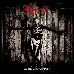 [중고] Slipknot / .5: The Gray Chapter
