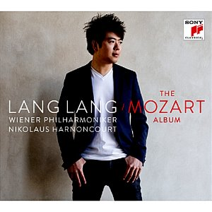 [중고] Lang Lang / The Mozart Album (Deluxe Edition/2CD/Digipack/s80069c)