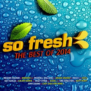[중고] V.A. / So Fresh: The Best Of 2014